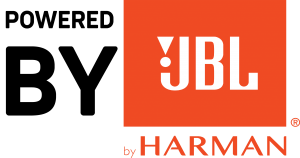 Powered by JBL